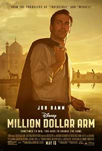 Un braț de milioane - Million Dollar Arm (2014) Online Subtitrat
