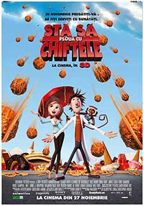 Cloudy With a Chance of Meatballs (2009) Online Subtitrat