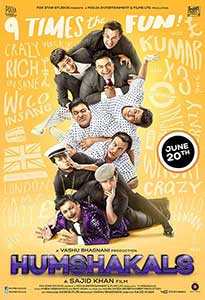 Humshakals (2014) Film Indian Online Subtitrat in Romana