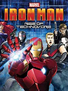 Iron Man Rise of Technovore (2013) Film Online Subtitrat