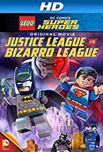 LEGO Justice League vs Bizarro League (2015) Online Subtitrat