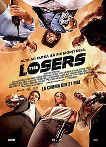 Fraierii - The Losers (2010) Online Subtitrat in Romana