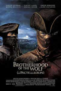 Frăţia lupilor - Brotherhood of the Wolf (2001) Online Subtitrat