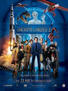 Night at the Museum Battle of the Smithsonian (2009) Online Subtitrat