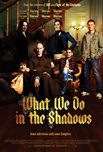 Tribulaţiile unor vampiri moderni - What We Do in the Shadows (2014) film online subtitrat