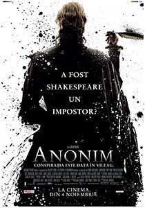 Anonim - Anonymous (2011) Online Subtitrat in Romana