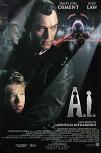 Inteligență artificială - Artificial Intelligence (2001) film online subtitrat