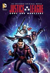 Justice League Gods and Monsters (2015) Film Online Subtitrat