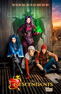 Descendants (2015) Online Subtitrat in Romana in HD 1080p