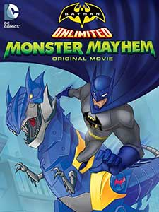 Batman Unlimited Monster Mayhem (2015) film online subtitrat
