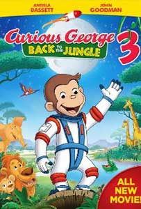 Curious George 3 Back to the Jungle (2015) film online subtitrat