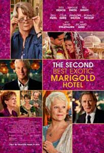 Hotelul Marigold 2 - The Second Best Exotic Marigold Hotel (2015) Online Subtitrat