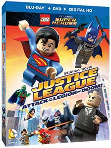 Lego Justice League Attack of the Legion of Doom (2015) film online subtitrat