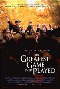 Cel mai faimos joc - The Greatest Game Ever Played (2005) Film Online Subtitrat