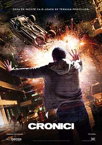 Cronici - Chronicle (2012) Film Online Subtitrat
