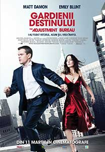 Gardienii destinului - The Adjustment Bureau (2011) Online Subtitrat