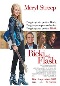 Ricki and the Flash (2015) Online Subtitrat in Romana