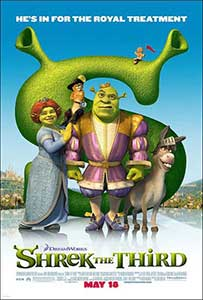 Shrek 3 - Shrek the Third (2007) Online Subtitrat in Romana
