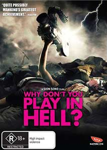 Why Don't You Play in Hell? (2013) film online subtitrat