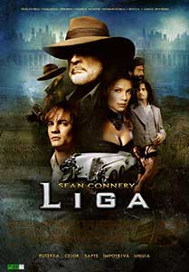 The League of Extraordinary Gentlemen (2003) Online Subtitrat