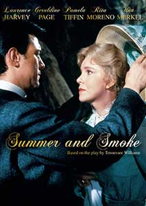 Vara si fum - Summer and Smoke (1961) Online Subtitrat