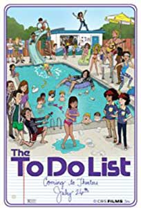 Ore de sexologie - The To Do List (2013) Online Subtitrat