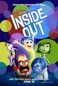 Intors pe Dos – Inside Out (2015)