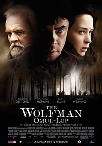 Omul-lup - The Wolfman (2010) Film Online Subtitrat