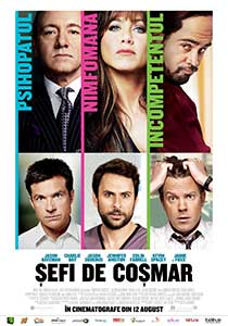 Horrible Bosses (2011) Film Online Subtitrat