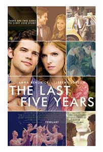 The Last Five Years (2014) Film Online Subtitrat