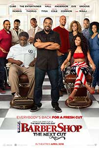Frizeria 3 - Barbershop The Next Cut (2016) Film Online Subtitrat