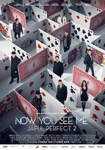 Jaful Perfect 2 - Now You See Me 2 (2016) Film Online Subtitrat