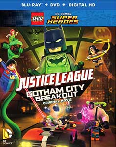 Lego Gotham City Breakout (2016) Online Subtitrat in HD 1080p