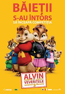 Alvin and the Chipmunks The Squeakquel (2009) Online Subtitrat