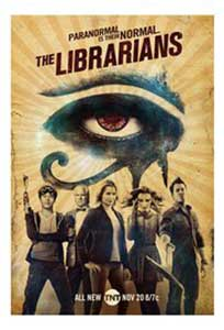 Bibliotecarii - The Librarians (2014) Serial Online Subtitrat