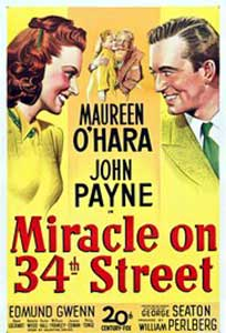 Miracolul din Strada 34 - Miracle on 34th Street (1947) Film Online Subtitrat