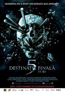 Destinatie finala 5 – Final Destination 5 (2011)