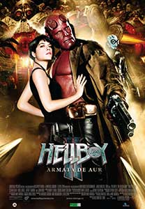 Hellboy II The Golden Army (2008) Online Subtitrat in Romana