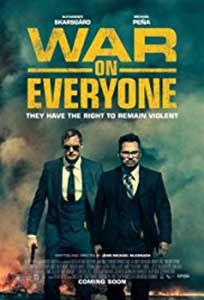 War on Everyone (2016) Film Online Subtitrat