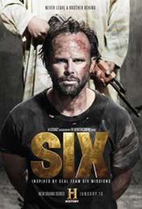 Sase - Six (2017) Serial Online Subtitrat in Romana