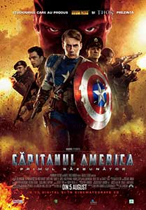Captain America: The First Avenger (2011) Online Subtitrat