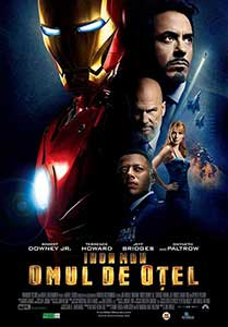 Omul de otel - Iron Man (2008) Online Subtitrat in HD 1080p