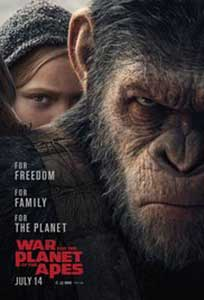 Planeta Maimuţelor Războiul - War for the Planet of the Apes (2017) Film Online Subtitrat