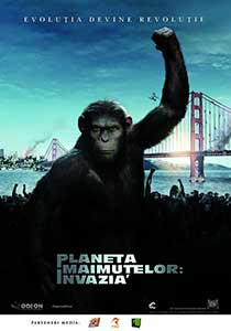 Rise of the Planet of the Apes (2011) Film Online Subtitrat