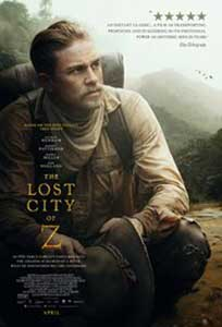 The Lost City of Z (2016) Film Online Subtitrat