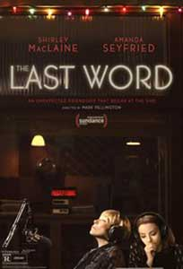 The Last Word (2017) Film Online Subtitrat in Romana