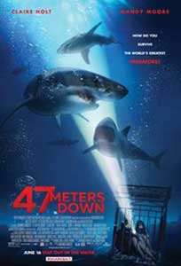 In adancuri - 47 Meters Down (2017) Film Online Subtitrat