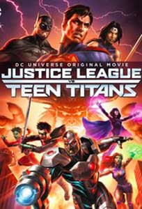 Justice League vs Teen Titans (2016) Film Online Subtitrat