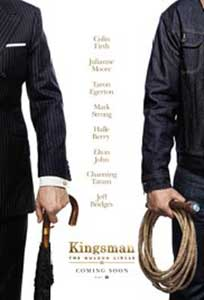 Kingsman Cercul de aur - Kingsman The Golden Circle (2017) Film Online Subtitrat