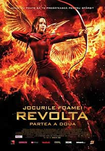 The Hunger Games: Mockingjay - Part 2 (2015) Film Online Subtitrat in Romana